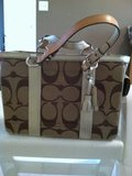 Authentic Coach Purse in Chicago, Illinois