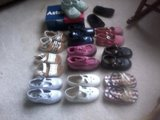 Toddler Girls Shoes sizes 6 - 6.5 incl some wide in Aurora, Illinois