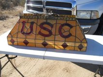 ### USC Trojans Pool Table Lamp ### in Yucca Valley, California