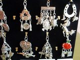 Charm Necklaces- Horse, Teachin', Turtle Runnin' in 29 Palms, California