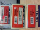 3 LIONEL RAILCARS New in the Box in Katy, Texas