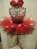 Minnie Mouse Tutu in Fort Bliss, Texas