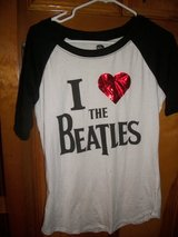 #8011 BEATLES T SHIRT SIZE 11-13 NEW in Fort Hood, Texas