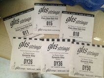 dhs guitar strings in Eglin AFB, Florida