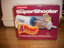 #6433 SUPER SHOOTER CORDLESS COOKIE PRESS AND DECO in Fort Hood, Texas